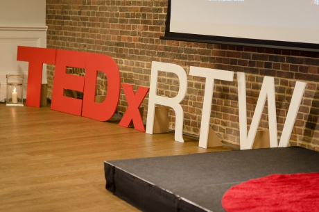 TEDx stage